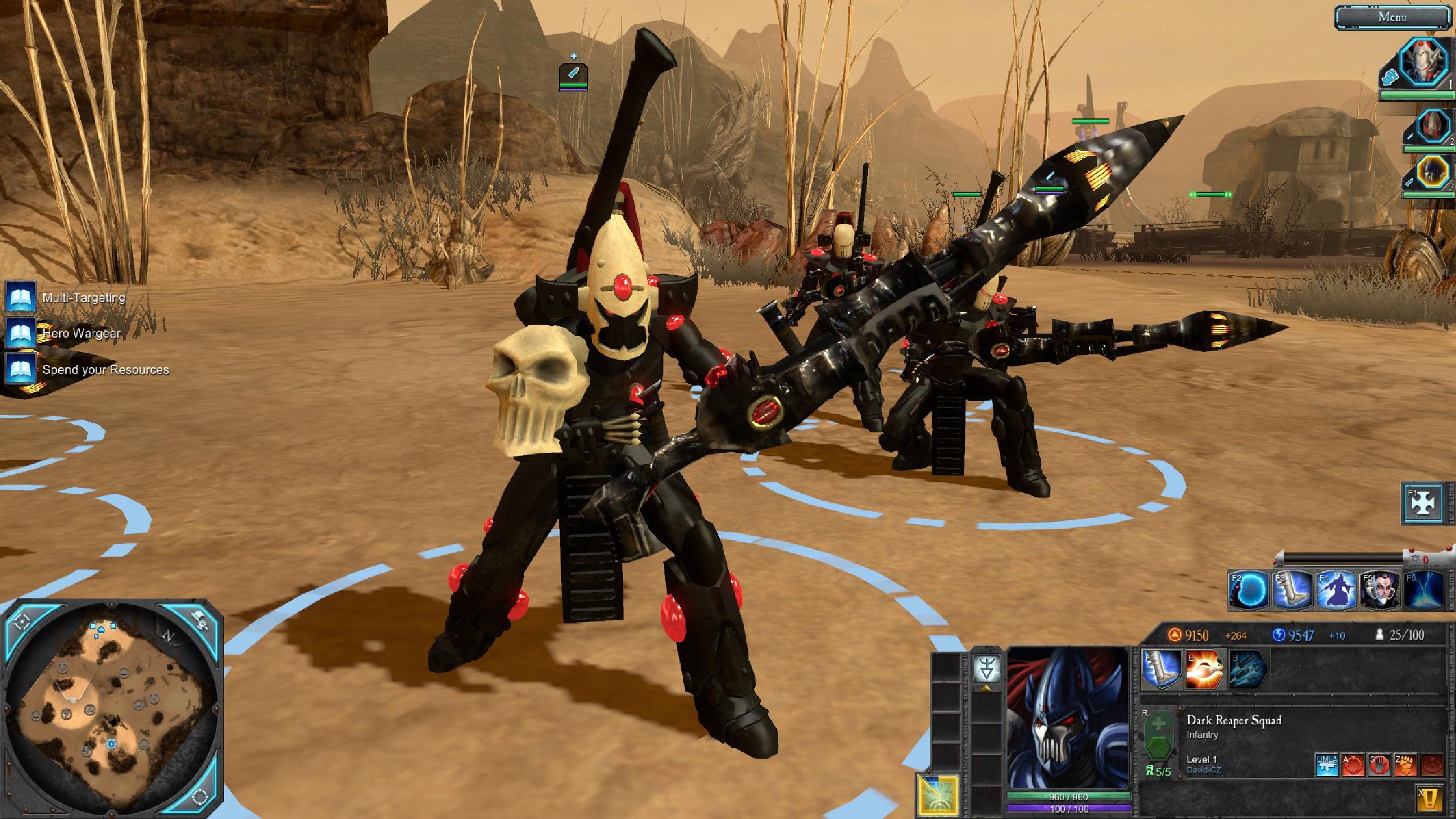 Warhammer 40k dow 3 mods | Warhammer 40,000: Dawn of War 3 mods